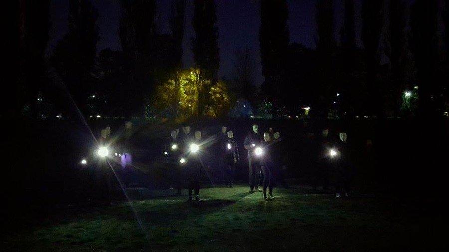Свято Карпатських вогнів відбулося в Ужгороді (7фото)