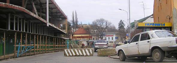 Закрито один із центральних провулків Ужгорода