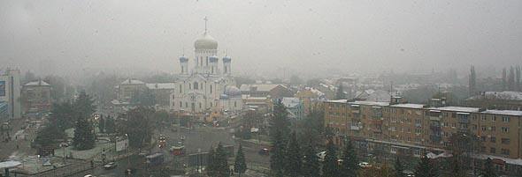 Православний собор. Ужгород